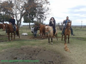 horseriding excursion 05.08.15